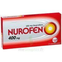 Nurofen 400 Mg Comprimés Enrobés Plq/12 à Ris-Orangis