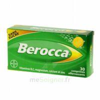 Berocca Comprimés effervescents sans sucre T/30 à Ris-Orangis