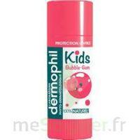Dermophil Indien Kids Protection Lèvres 4g - Bubble Gum à Ris-Orangis