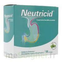 Neutricid Susp Buv En Sachet 18sach/20ml à Ris-Orangis