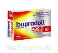 IBUPRADOLL 400 mg Caps molle Plq/10 à Ris-Orangis