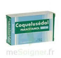 COQUELUSEDAL PARACETAMOL 250 mg, suppositoire à Ris-Orangis