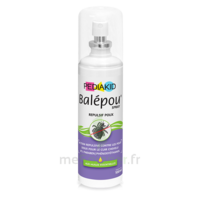 Pédiakid Balepou Solution antipoux Huiles essentielles 100ml à Ris-Orangis