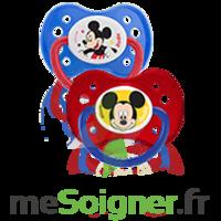 Dodie Disney Sucette Anatomique Silicone +6mois Mickey Lot/2 à Ris-Orangis