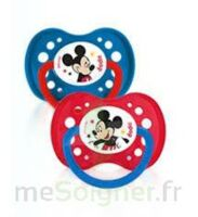 Dodie Disney sucettes silicone +18 mois Mickey Duo à Ris-Orangis