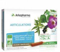 Arkofluide Bio Ultraextract Solution Buvable Articulations 20 Ampoules/10ml à Ris-Orangis