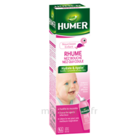 Humer Rhume Spray nasal nourrisson enfant 50ml à Ris-Orangis