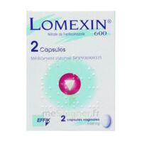 LOMEXIN 600 mg Caps molle vaginale Plq/2 à Ris-Orangis