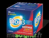 Bion 3 Défense Junior Comprimés à croquer framboise B/30 à Ris-Orangis