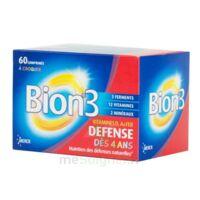 Bion 3 Défense Junior Comprimés à croquer framboise B/60 à Ris-Orangis