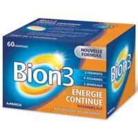Bion 3 Energie Continue Comprimés B/60 à Ris-Orangis