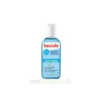 Baccide Gel mains désinfectant sans rinçage 75ml à Ris-Orangis