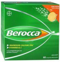 Berocca Comprimés effervescents sans sucre T/60 à Ris-Orangis