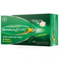 Beroccaboost Comprimés effervescents B/20 à Ris-Orangis