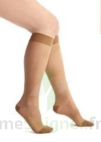 Thuasne Venoflex Secret 2 Chaussette femme beige doré T3N à Ris-Orangis