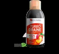 Turbodraine Solution buvable Thé-Pêche 2*500ml à Ris-Orangis