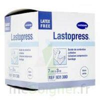 Lastopress Bande cohésive contention, blanc, 7cmx3m à Ris-Orangis