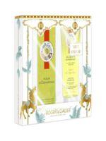 Roger & Gallet Coffret Eau Parfumée Bienfaisante Fleur d'Osmanthus 30 ml + Gel Douche Euphorisant 50 ml à Ris-Orangis