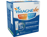 Magnevie Stress Resist Poudre orale 30 Sticks à Ris-Orangis