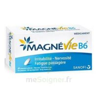 Magnevie B6 100 mg/10 mg Comprimés pelliculés Plaq/60 à Ris-Orangis