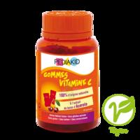 Pédiakid Gomme ourson vitamine C cerise B/60 à Ris-Orangis
