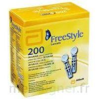 Freestyle Papillon Lancettes B/200 à Ris-Orangis