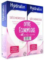 Hydralin Sécheresse Crème lavante spécial sécheresse 2*200ml à Ris-Orangis