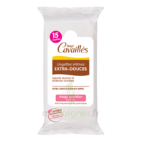 Rogé Cavaillès Intime Lingette extra douce Pochette/15 à Ris-Orangis