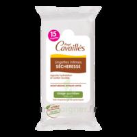 Rogé Cavaillès Intime Lingette spécial sécheresse Pochette/15 à Ris-Orangis