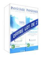 Physiomer Solution nasale adulte enfant 2*Sprays/135ml à Ris-Orangis