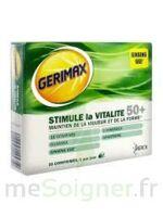 Gerimax Stimule la Vitalité 50+ Comprimé B/30 à Ris-Orangis