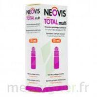 Neovis Total Multi S Ophtalmique Lubrifiante Pour Instillation Oculaire Fl/15ml à Ris-Orangis