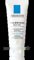 Toleriane Crème riche peau intolérante sèche 40ml à Ris-Orangis