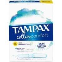 Tampax Pearl Cotton - Confort Régulier à Ris-Orangis