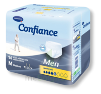 Confiance Men Slip Absorbant Jetable Absorption 5 Gouttes Medium Sachet/8 à Ris-Orangis