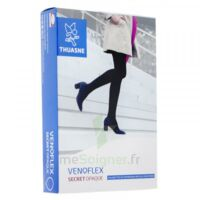 VENOFLEX SECRET 2 Chaussette opaque noir T1L à Ris-Orangis