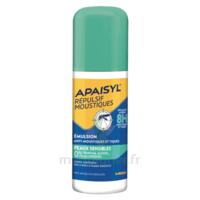 Apaisyl Répulsif Moustiques Emulsion peaux sensibles 90ml à Ris-Orangis