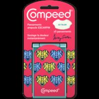 Compeed Ampoules Pansements spécial talon B/5 à Ris-Orangis