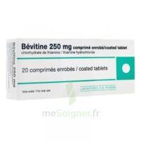 BEVITINE 250 mg Cpr enr Plq/20 à Ris-Orangis