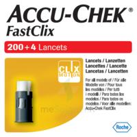 Accu-chek Fastclix Lancettes B/204 à Ris-Orangis