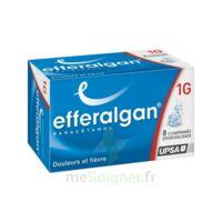 EFFERALGANMED 1 g Cpr eff T/8 à Ris-Orangis