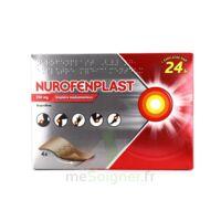 NUROFENPLAST 200 mg Emplâtre médic 4Sach à Ris-Orangis