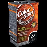 Color&soin Kit Coloration Permanente 2a Brun Azuré à Ris-Orangis