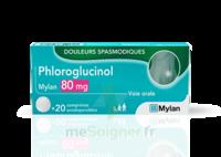 Phloroglucinol Mylan 80 Mg, Comprimé Orodispersible à Ris-Orangis