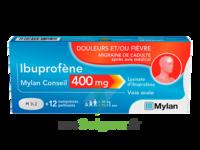IBUPROFENE MYLAN CONSEIL 400MG, comprimés pelliculés à Ris-Orangis