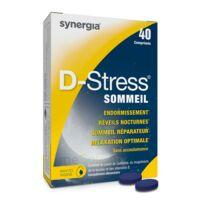 D-STRESS Sommeil Comprimés B/40 à Ris-Orangis