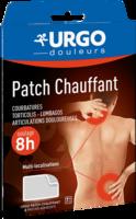 Patch Chauffant Decontractant Urgo X 2 à Ris-Orangis
