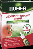 Humer Décongestionnant Rhume Spray Nasal 20ml à Ris-Orangis