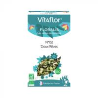 Vitaflor N°2 Doux Rêves Bio _ Floralis Plantes En Vrac Composées _ 40g à Ris-Orangis