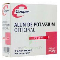 COOPER ALUN POTASSIUM Poudre B/250g à Ris-Orangis